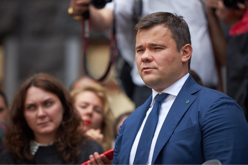 Отставка Андрея Богдана не подтвердилась