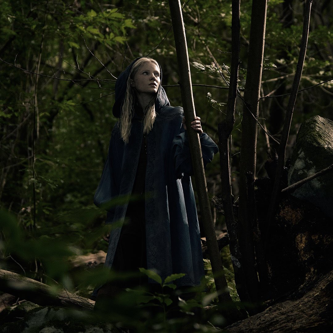 Ведьмак: Цири