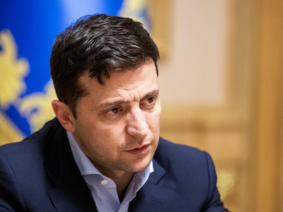 Владимир Зеленский — Владимир Зеленский уволил глав ряда РГА