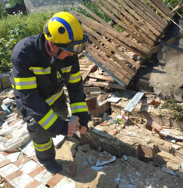 Новости Полтавщины — Под Лубнами из-за разрушения стены погибли мужчина и женщина