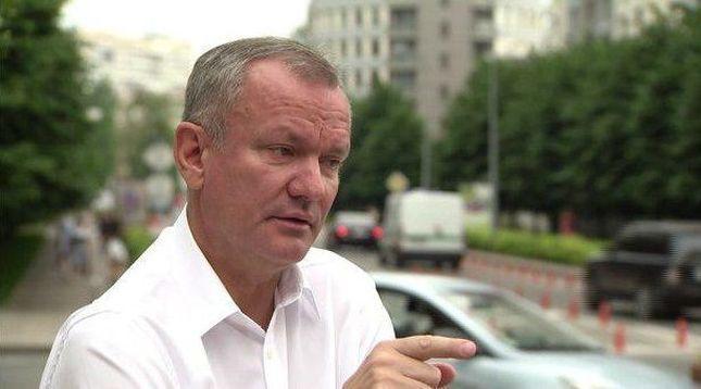 Александр Башенко пришел на интервью нетрезвым