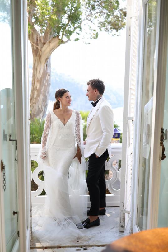 Регина Тодоренко свадьба