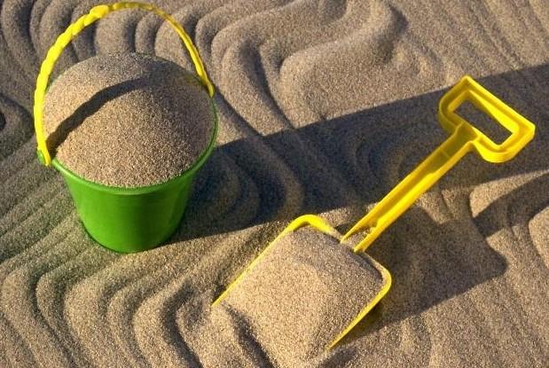 Песок, песочница