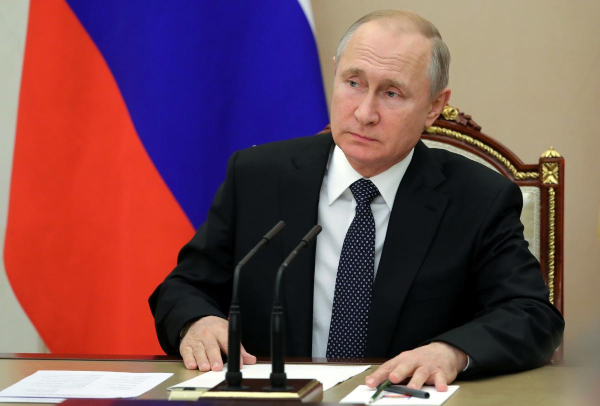На встрече с Путиным произошла неприятность