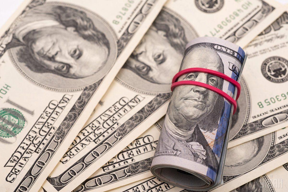 Трамп пожаловался на слишком высокий курс доллара