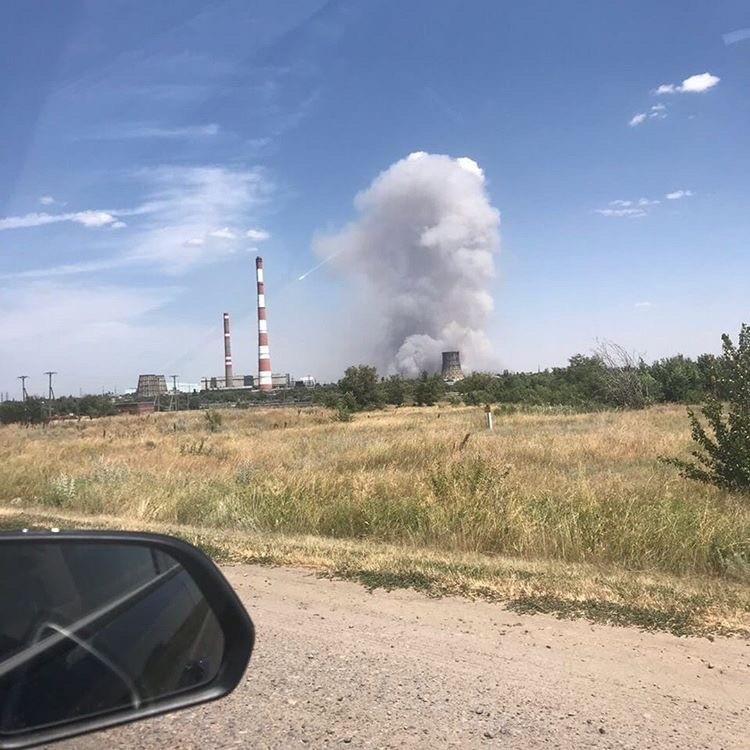 Взрыв в Волгодонске: местные жители боятся аварии на АЭС – Новости России