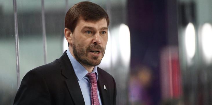 Алексей Кудашов возглавил хоккейную сборную России
