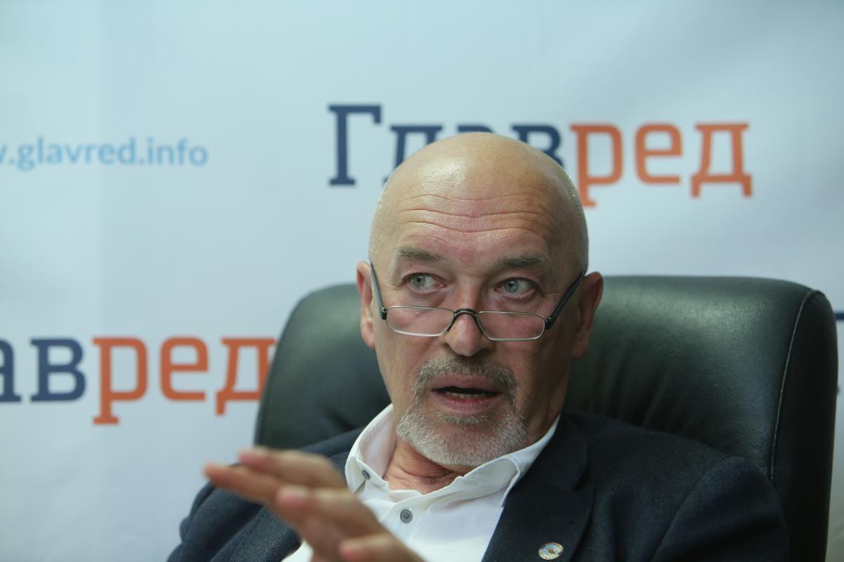 Тука оценил реакцию Зеленского, Рады и силовиков на скандальный телемост Украина-Россия