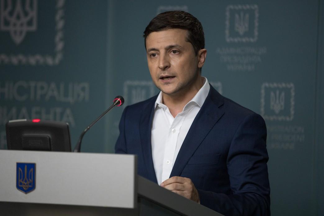 Зеленский новости — Россия должна вернуть Украине моряков, заявил Владимир Зеленский