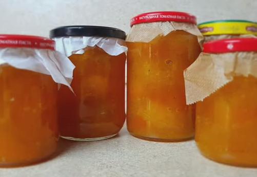 Варенье из абрикос — Абрикосовое варенье можно быстро приготовить
