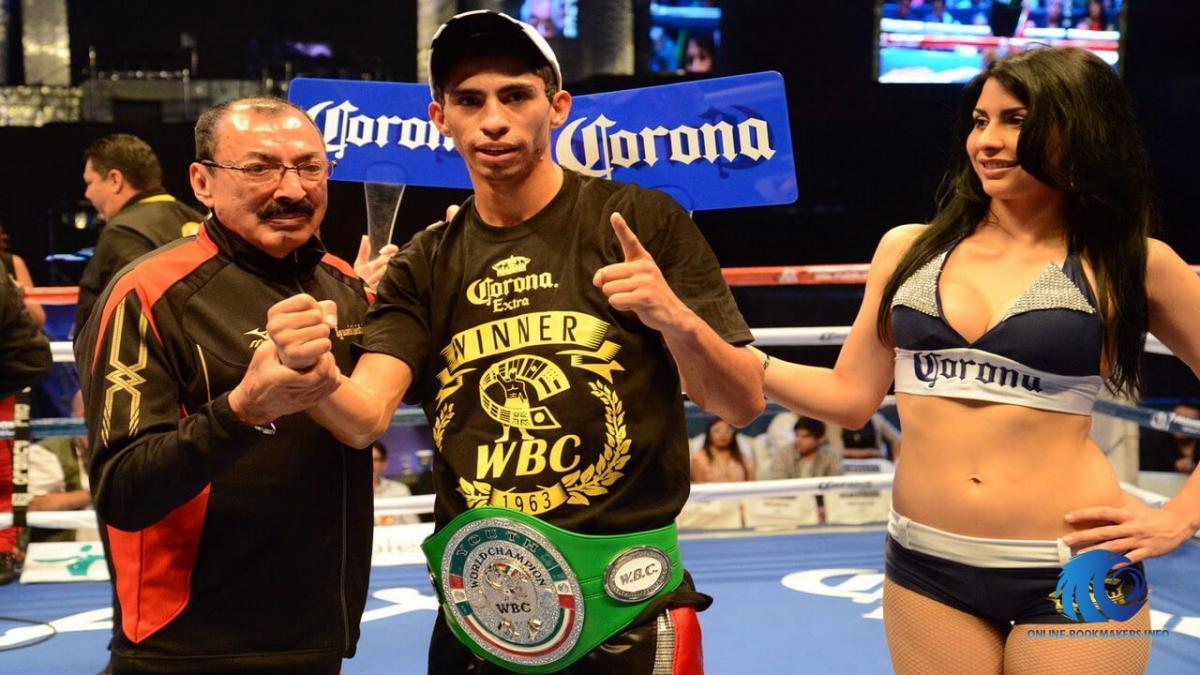 Рей Варгас сохранил титул WBC