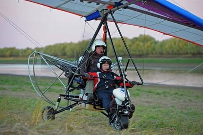 Руководитель  Федерации Сверхлегкой авиации умер  при крушении вертолета под Москвой