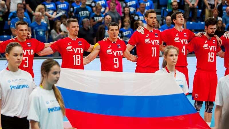 волейбольную Лигу наций выиграли россияне
