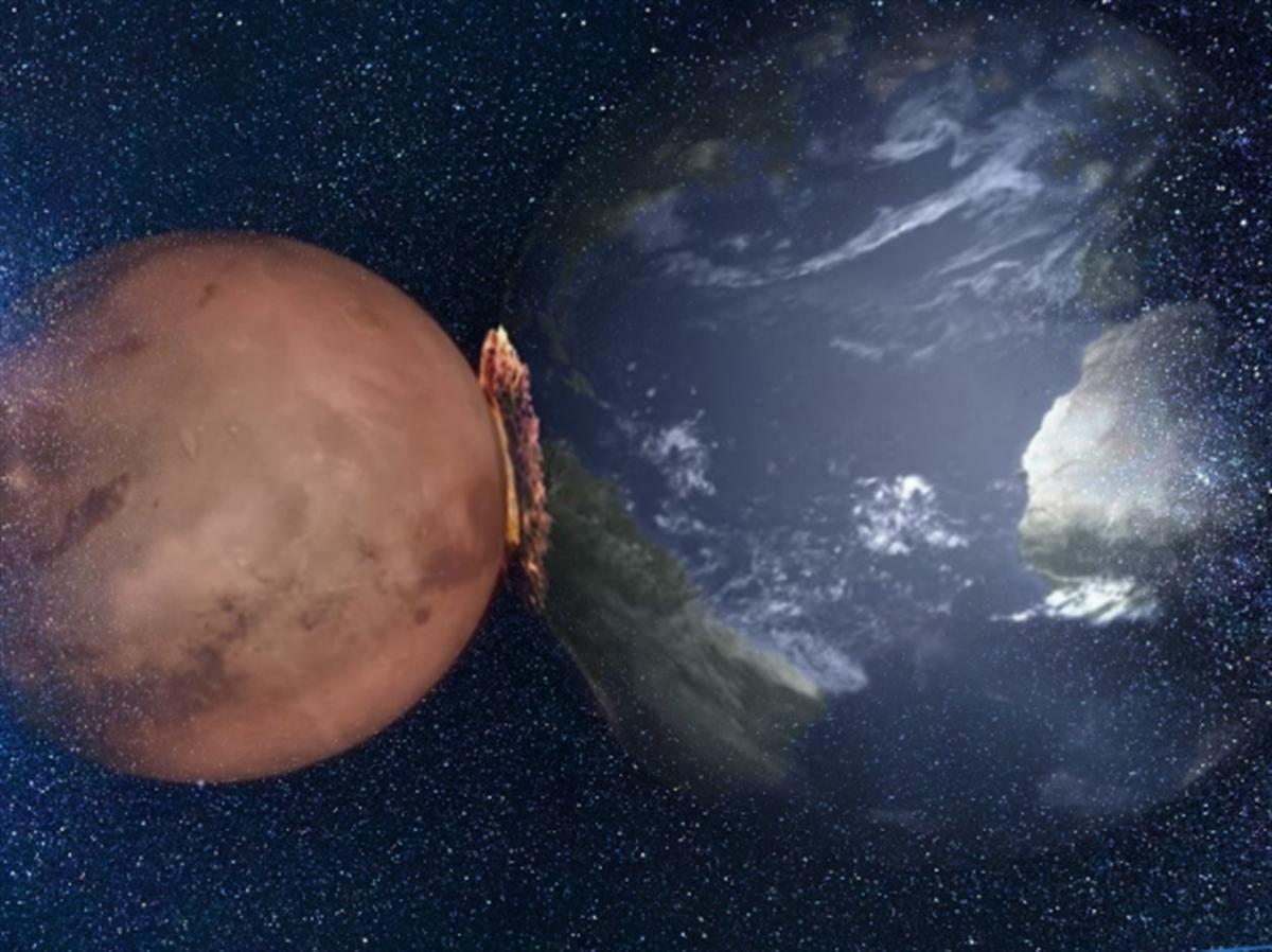 nasa asteroid 2019 - HD1200×898