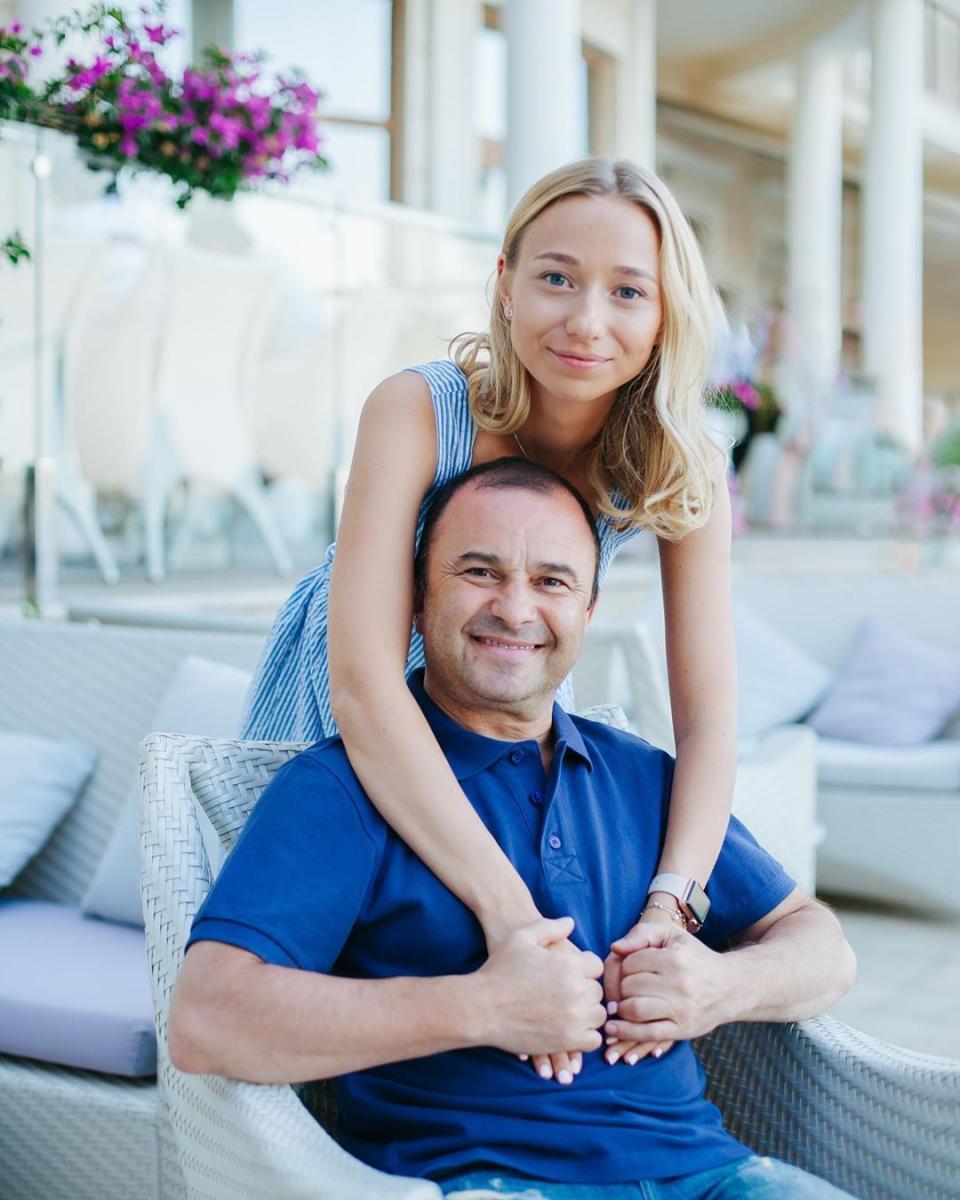 Виктор Павлик женился