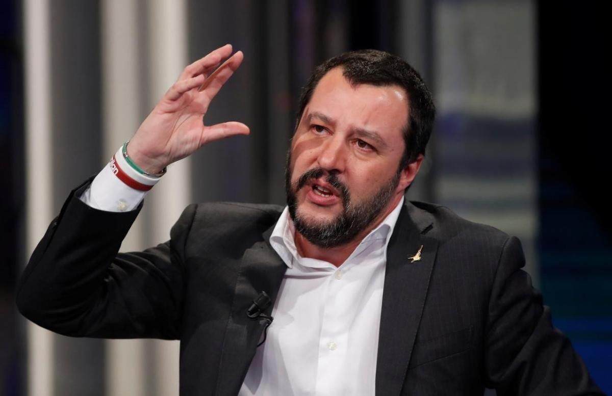 Радикалы изДонбасса готовили покушение навице-премьера Италии