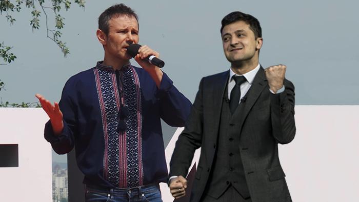 Зеленский рассказал о Вакарчуке-премьере