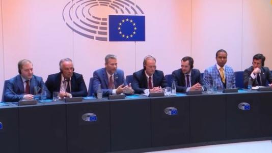 ВЕвропарламенте оценили план Медведчука поДонбассу