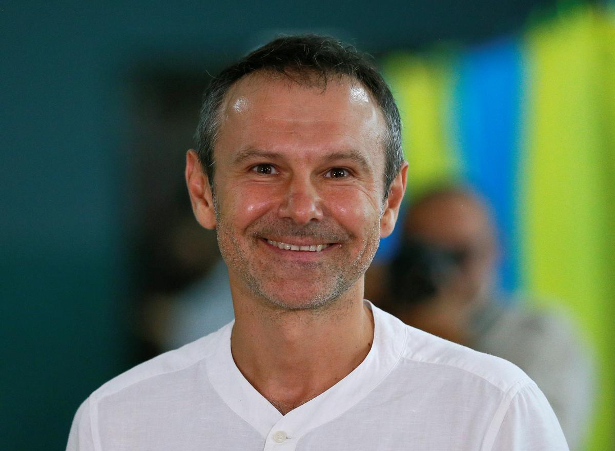 Святослав Вакарчук проголосовал на выборах в Раду