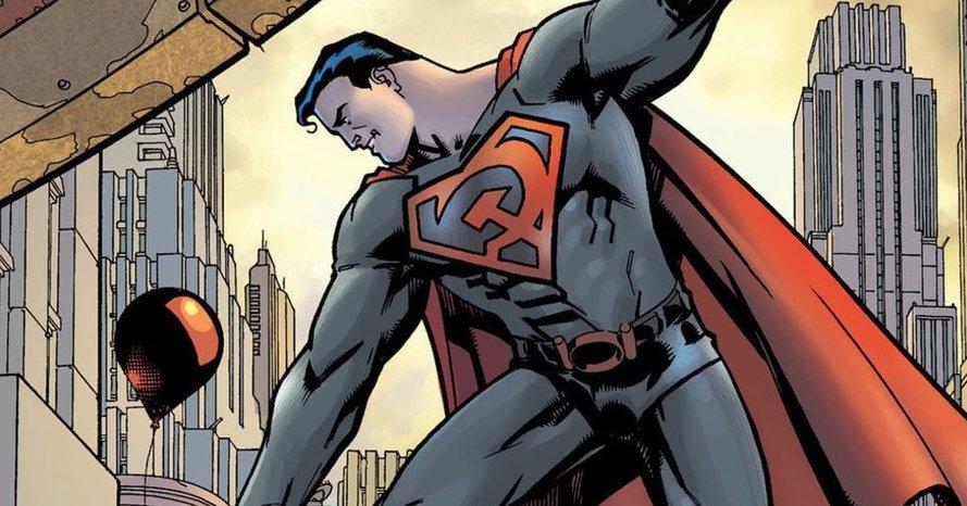 Супермен-коммунист
