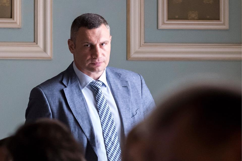 Богдан решил через Кабмин уволить Кличко с поста главы КГГА