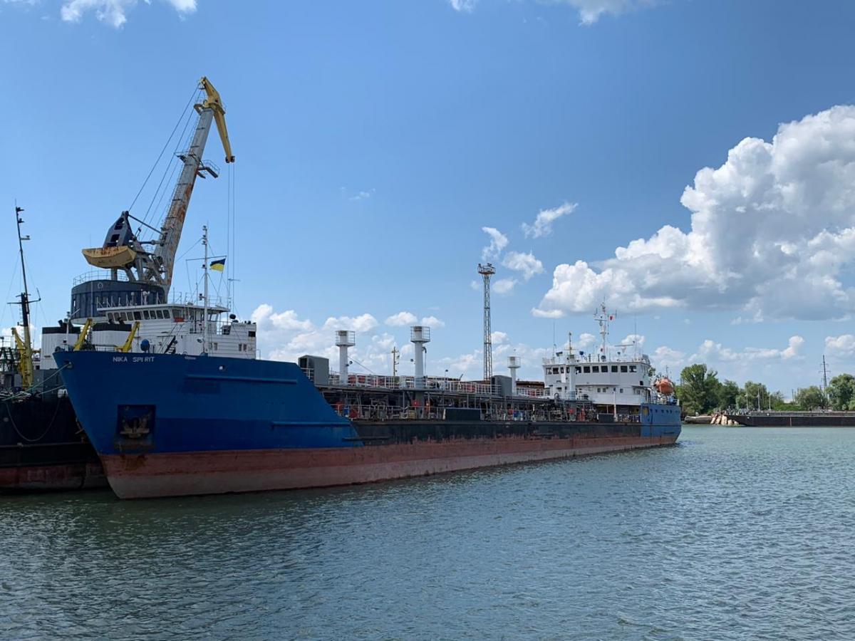 танкер РФ