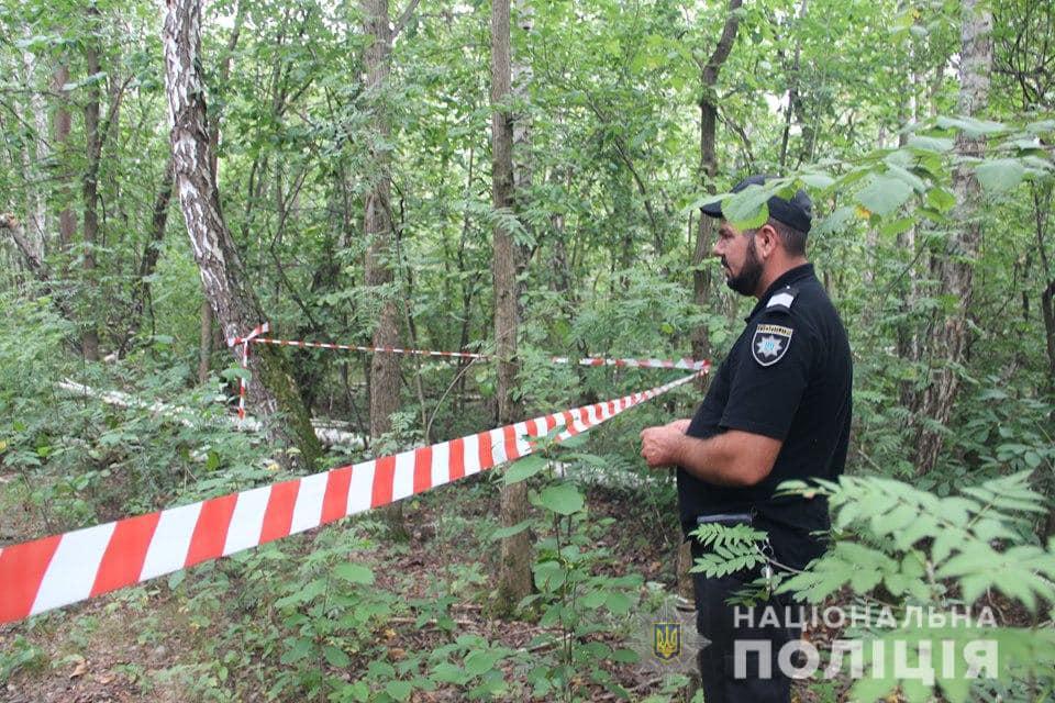 Убийство в Житомирской области
