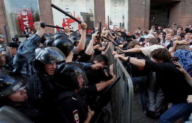 Протесты в России, Москва 2019