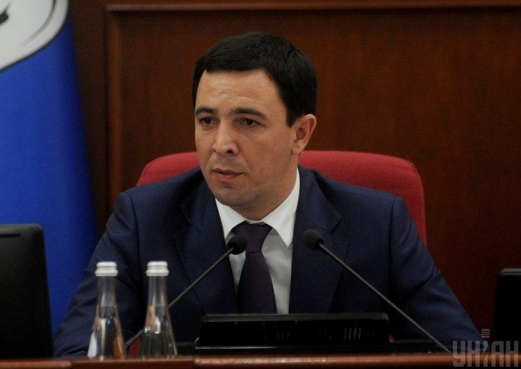 Владимир Прокопив подал в отставку
