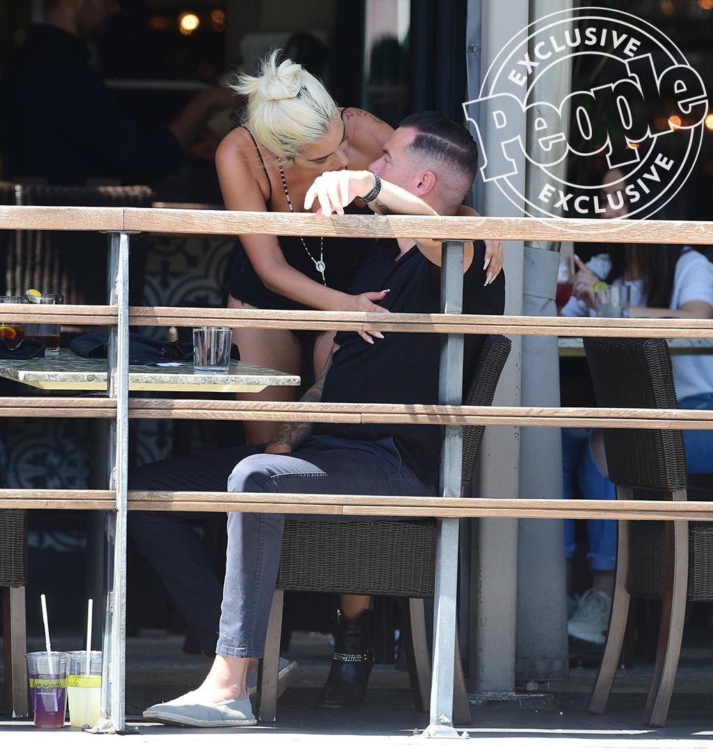 Леди Гага, Дэн Хортон