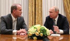 """В РФ назвали условие, при котором Путин """"сдаст"""" Медведчука"""