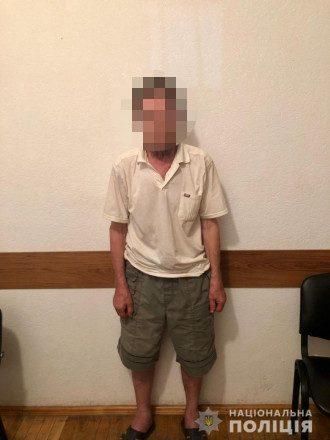 Мужчину подозревают в убийстве собственного сына / od.npu.gov.ua