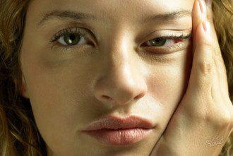 Лицо, женщина