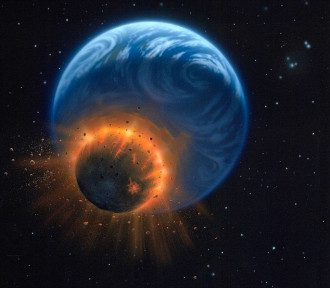 Учены не заметили, как Нибиру поглотила Венеру