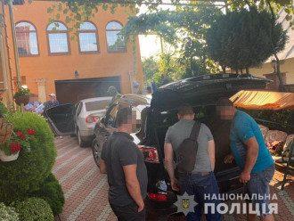 На данный момент проводятся обыски / Нацполиция Украины