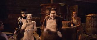 Мюзикл Кошки зрители восприняли неоднозначно / Фото: скриншот из видео