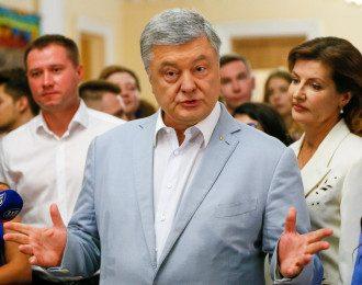 Порошенко и суд 2020 - сегодня экс-президент остался без кары
