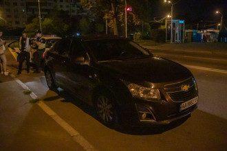 Полиция остановила пьяного прокурора, лихо колесившего по улицам Киева / kiev.informator.ua