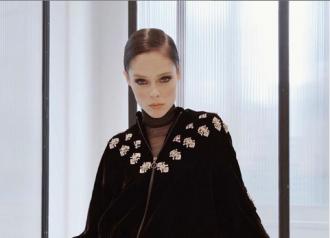 Коко Роша выбирает украинское качество / Фото: Instagram/cocorocha