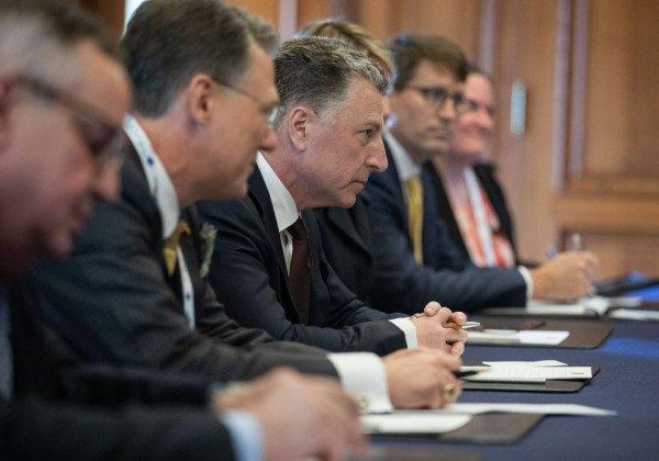 Встреча Зеленского с Волкером — Курт Волкер лестно высказался о встрече с Владимиром Зеленским
