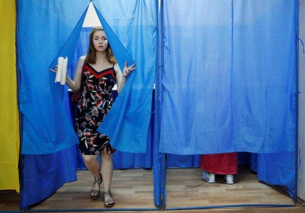 Выборы в Раду 2019