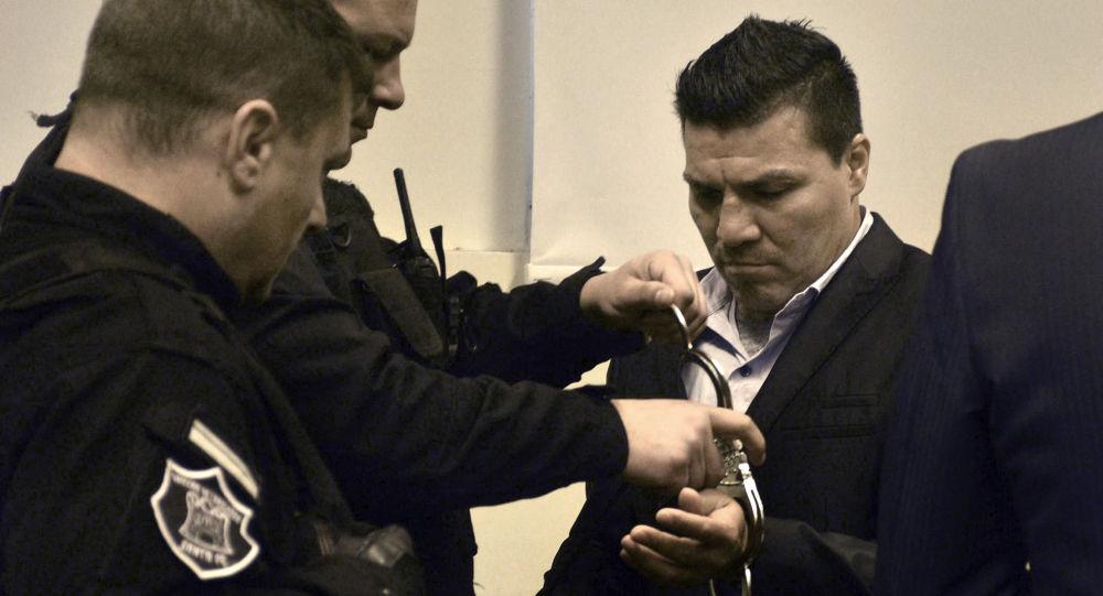 Карлос Бальдомир сел в тюрьму