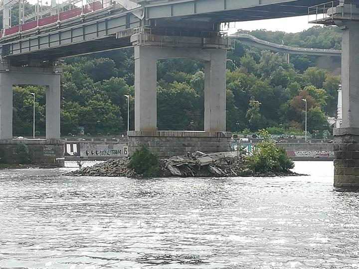 Парковый мост, пешеходный мост