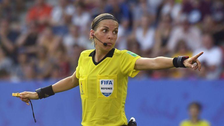 Стефани Фраппар будет судить Суперкубок УЕФА