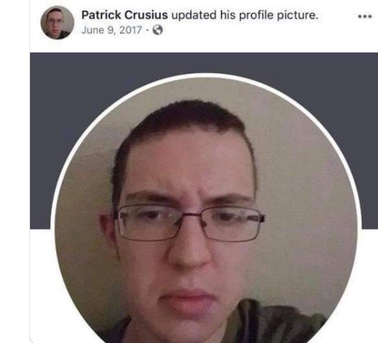 Мужчина убивал из автомата Калашникова / twitter.com/pertinaxBTC