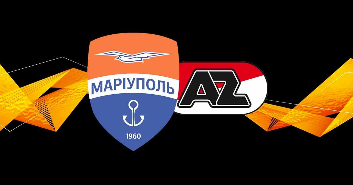 Мариуполь - АЗ Алкмаар