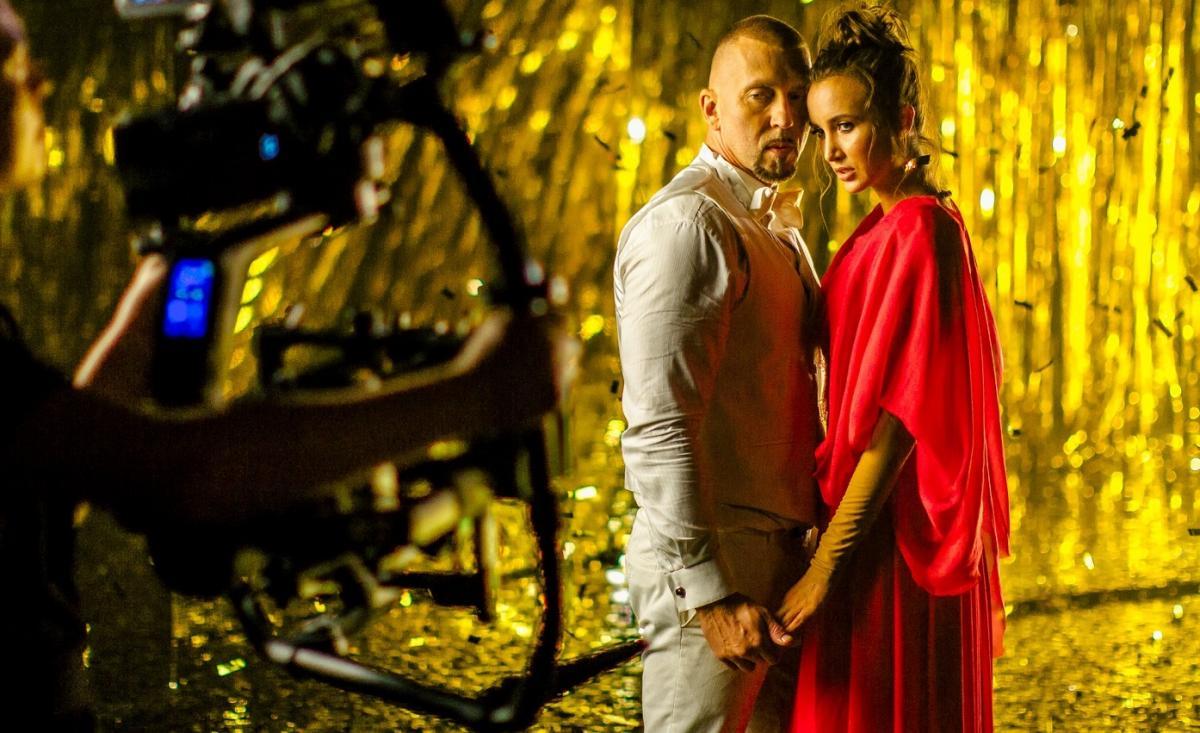 Тані з зірками 2019: Серега и Анна Ризатдинова