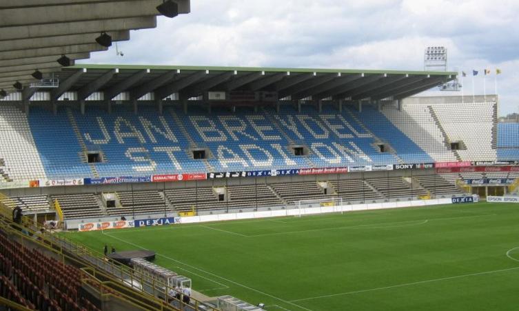 Стадион Ян Брейдель готов к Лиге чемпионов