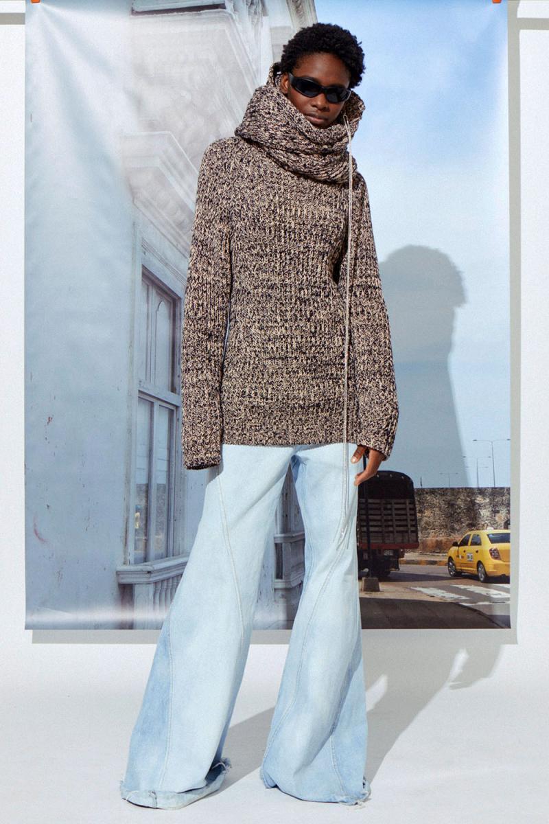 Клеши 70-х - модные джинсы осень-зима 2019-2020 / differed.ru