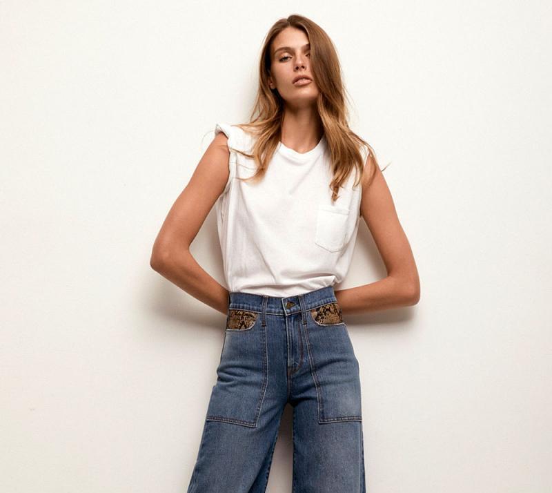 Клеши 70-х - модные джинсы осень-зима 2019-2020